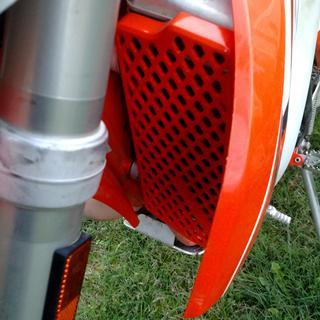2015 KTM 350 EXC-F Left Side