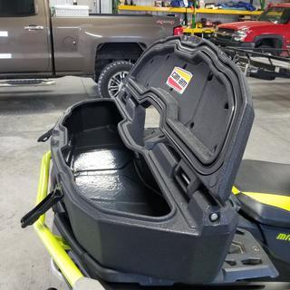 12 gallon can am trunk box