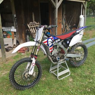 These Acerbis plastics fit perfectly and made my 2011 yz250f look amazing!