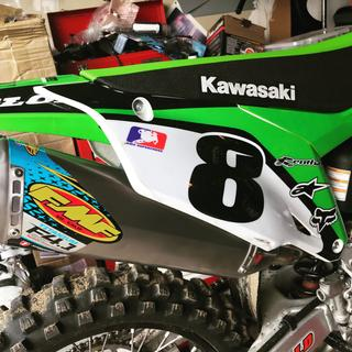 love the factory look of the new FMF pipe and the sound and power increase