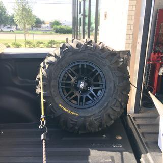 ITP SS316  wheels