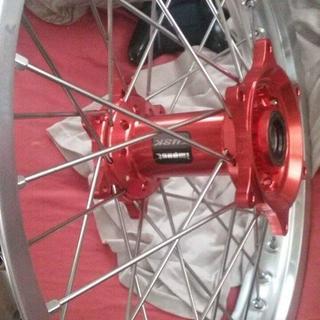 New rim