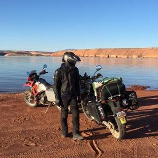 North end of lake Powell