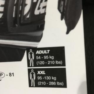 Leatt sizing chart