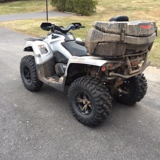 Rear tires 27x11x12
