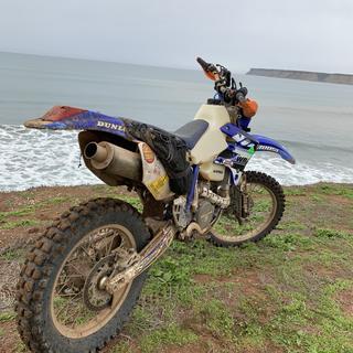 450 miles Baja