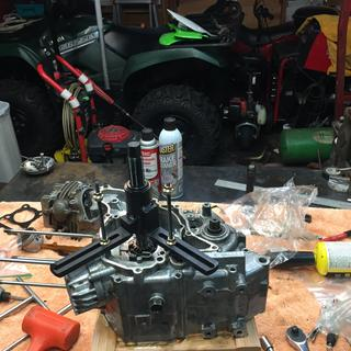 crankcase splitter 2 4 stroke motors honda yz kx cr rm yamaha suzuki kawasaki