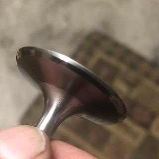 Pro-X Titanium Exhaust Valve 28.3408-1