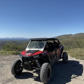 GBC Kanati Mongrel ATV Front Rear Tire 32x10x14 1 Tire 32x10-14 UTV 4x4