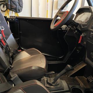 inside driver