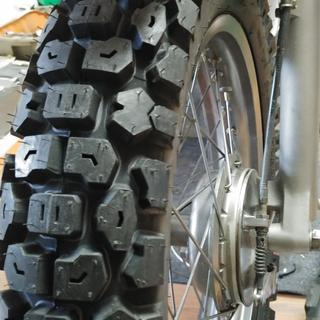 5.10-18// Shinko 244 Dual Sport Front Rear Tire