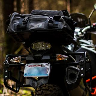 Tusk Pannier Rack on KTM 1090R
