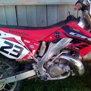 This bike has had every part on it come from rocky mountain . love the products.