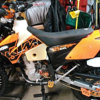 2007 KTM 525 EXC (USA)