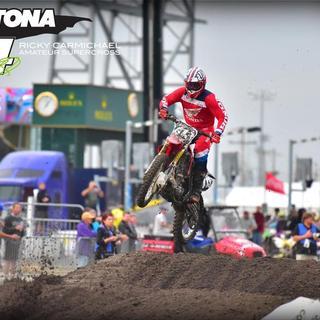 Helmet is great! Daytona RCSX 2017!!!