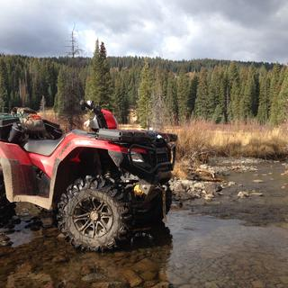 Worked awesome in Colorado, Hd3 wheels look great with then too