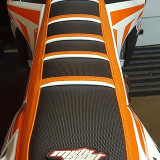 Ktm 350sxf motoseat cover
