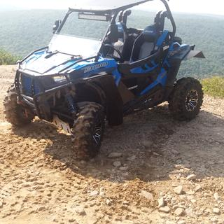 Lost trails in demore pa