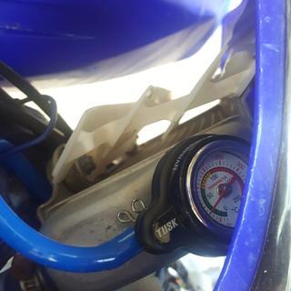 Tusk High Pressure Radiator Cap with Temperature Gauge | Parts