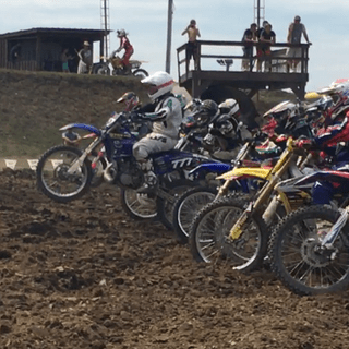 Holeshot king