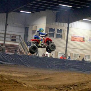 Rylan henson Flying high on his built DRR 90 runing only Klotz premix!