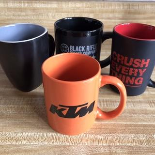 Comparing it to mug sizes you'd probably grab first.