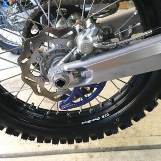 Tusk Billet Rear Disk Guard