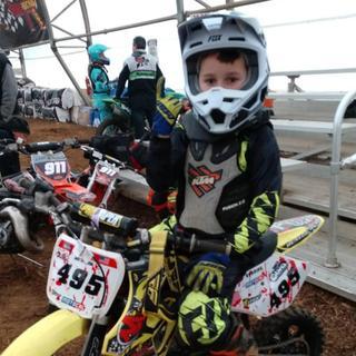 bcdb508b Fox Racing V1 PRZM Helmet   Riding Gear   Rocky Mountain ATV/MC