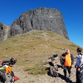 The mighty Jumbo Peak 2018