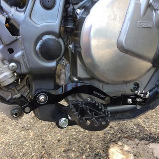 Jns Engineering Lowering Foot Peg Mounts Dirt Bike