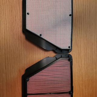 Yamaha Hiflo  air filter comparison