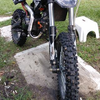 2017 Apollo 125cc pit/dirt bike