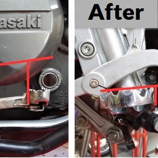 JNS Engineering Lowering Foot Peg Mounts | Parts & Accessories