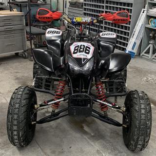 07 Honda TRX400ex