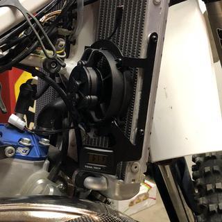 Trail Tech Digital Radiator Fan Kit Dirt Bike Rocky