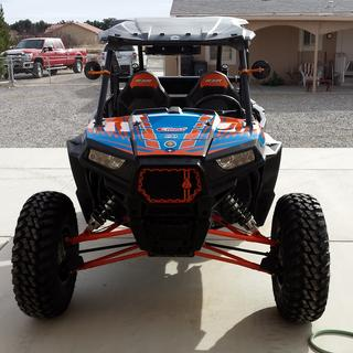 Attack Graphics BRUTE Complete UTV Graphics Kit | Parts