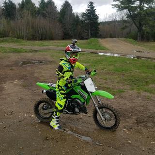 Jdayoffroad rider