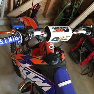 Odi emig grips and donuts