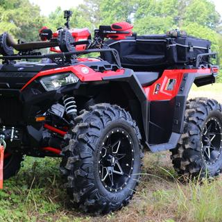 On the Farm on ITP Blackwater Evolutions Tires and Tornado Wheels