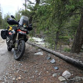 Anakee adventure on my f800 gs