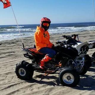Coos Bay sand dunes Oregon