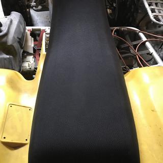 Neutron seat cover on Honda 400ex
