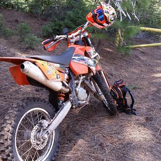 Nor Cal wood riding