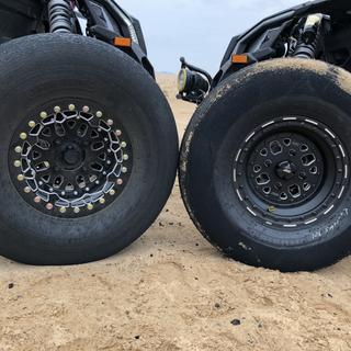 Compared to Alba Baja wheels