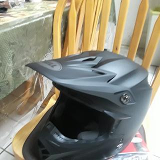 Solo pic of helmet