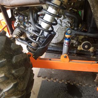 Walker Evans Racing Walker Link - Rear Sway Bar Shock | Parts