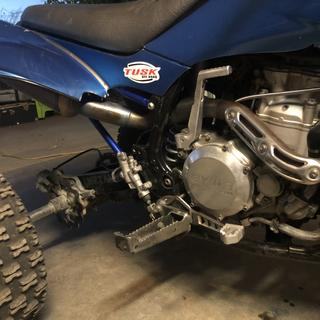 This Kit Is Very Durable And Is At A Very Affordable Price I Installed This Kit On My 04 Yfz 450