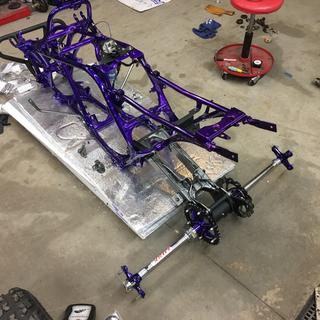 2004 Banshee project