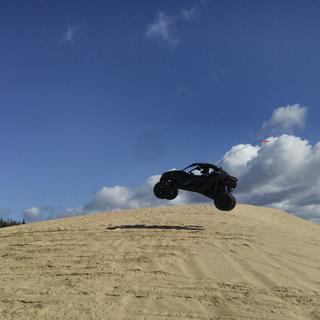 Flying High at the Oregon Dunes