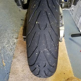 It's a great looking tire.
